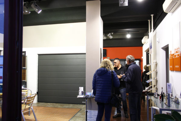 MG 8571 600x400 La sicurezza ha un fascino nuovo: restyling showroom Ferrara